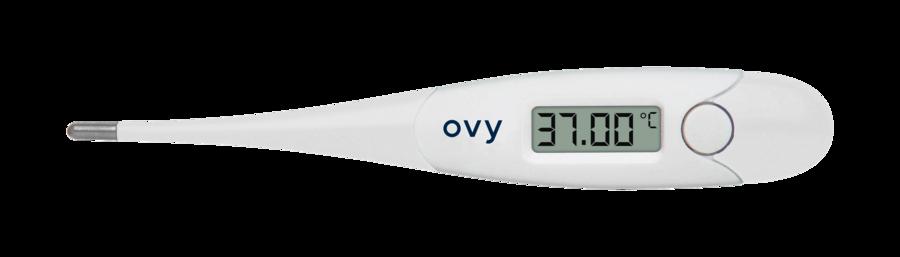 CUCA INTIMA Basathermometer zur Temeraturbestimmung