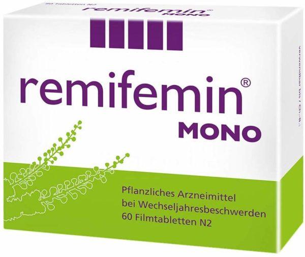 Remifemin Mono Hitzewallungen Wechseljahre CUCA