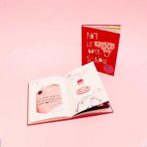 Rot ist doch Schön Buch Perioden Starter Box