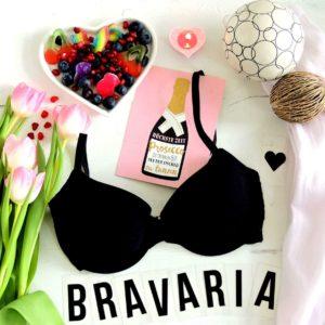 bravaria Busenhalter für ungleichgroße Brüste
