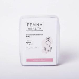 Femna Health Hormontest für Frauen CUCA BY LINDA