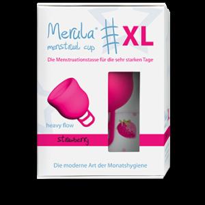 merula-cup-xl-Menstruationstasse mit hohem Fassungsvermögen für sehr starke Periode CUCA BY LINDA
