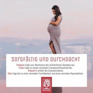 Mutterfreude Unterstützung bei Kinderwunsch von der Natur Cuca by Linda